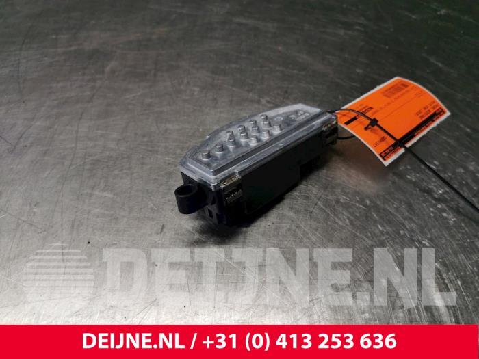Kachel Weerstand - Volvo XC90