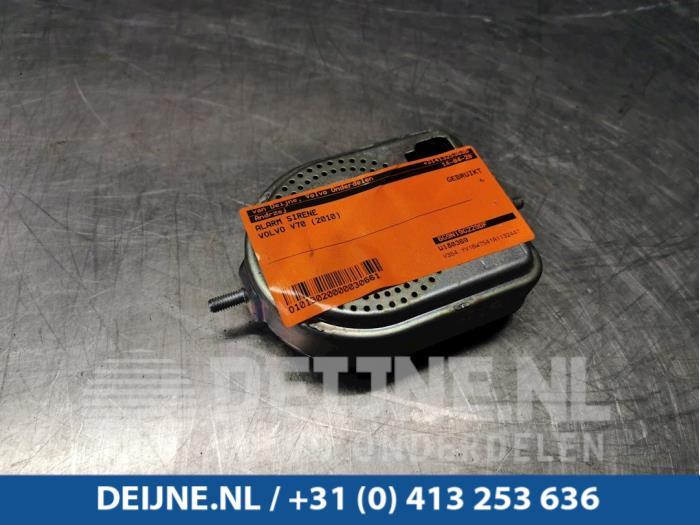 Alarm sirene - Volvo V70