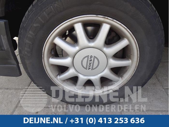Sportvelgen Set - Volvo 9-Serie