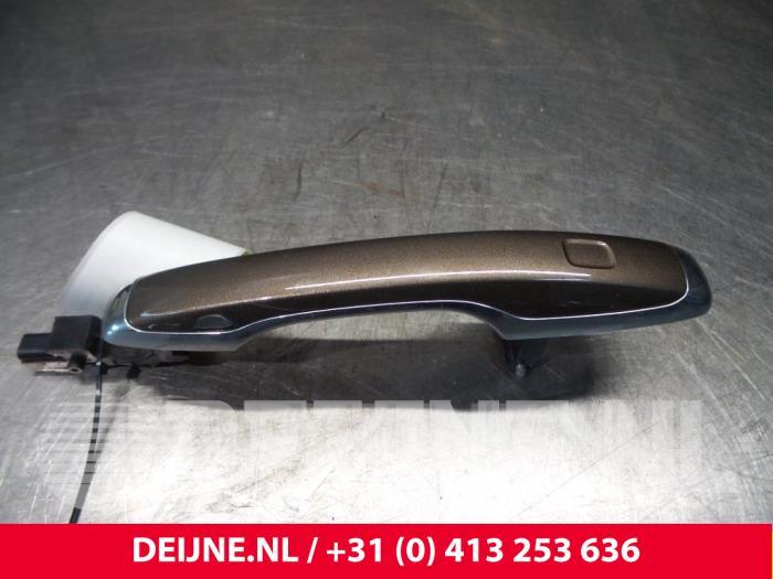 Portiergreep 4Deurs links-achter - Volvo V90