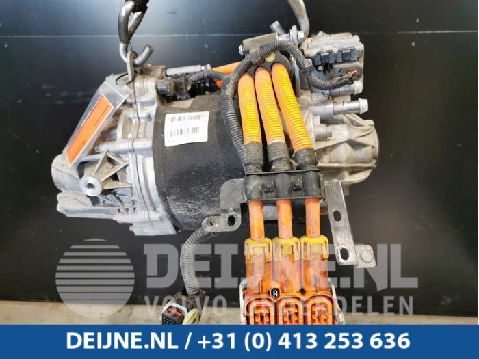 Hybride aandrijfeenheid - Volvo V60