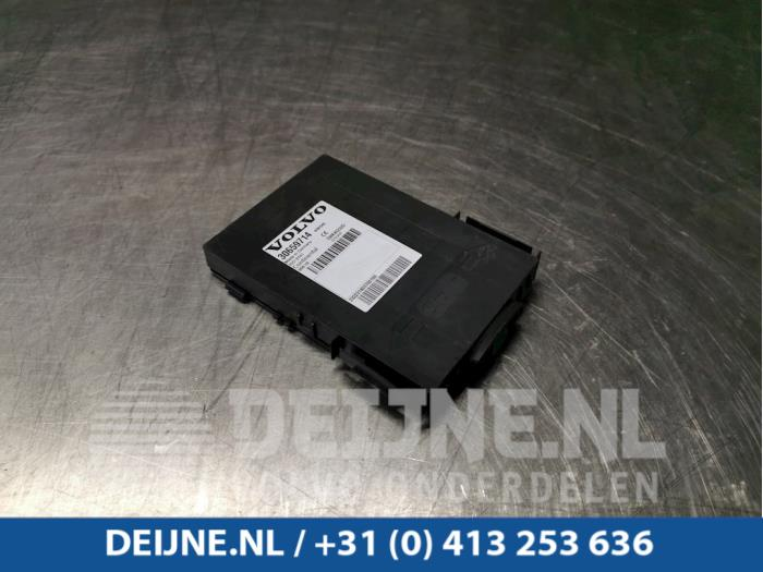 Module keyless vehicle - Volvo V60