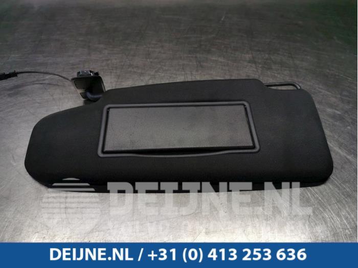 Zonneklep - Volvo V60