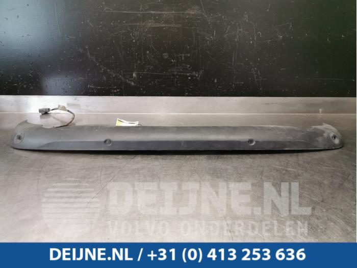 Diffuser achterbumper - Volvo V70
