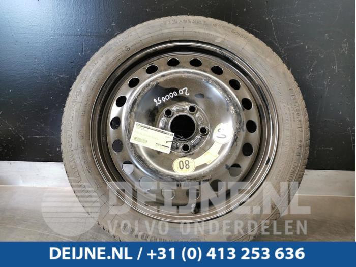 Thuiskomer - Volvo V60