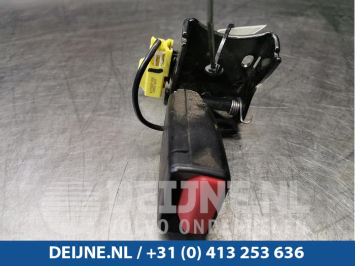Veiligheidsgordel Insteek rechts-achter - Volvo V60