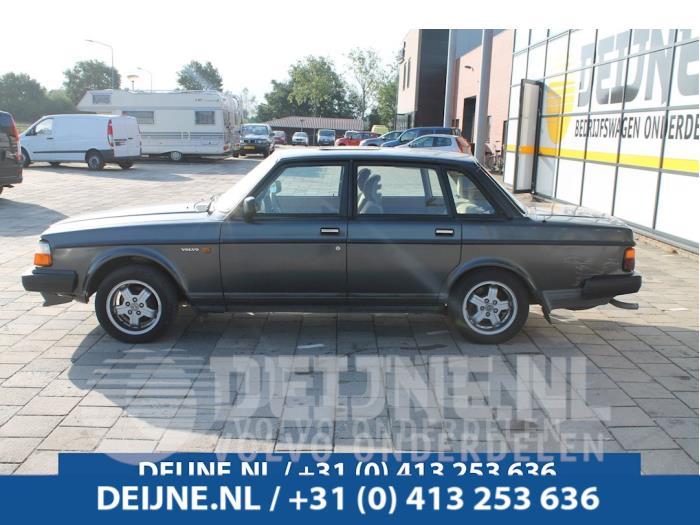 Velgen set - Volvo 2-Serie