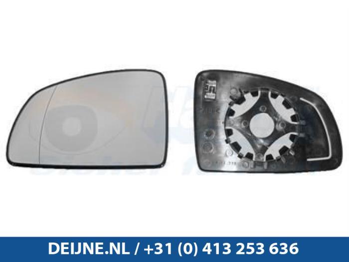 Spiegelglas rechts - Opel Meriva