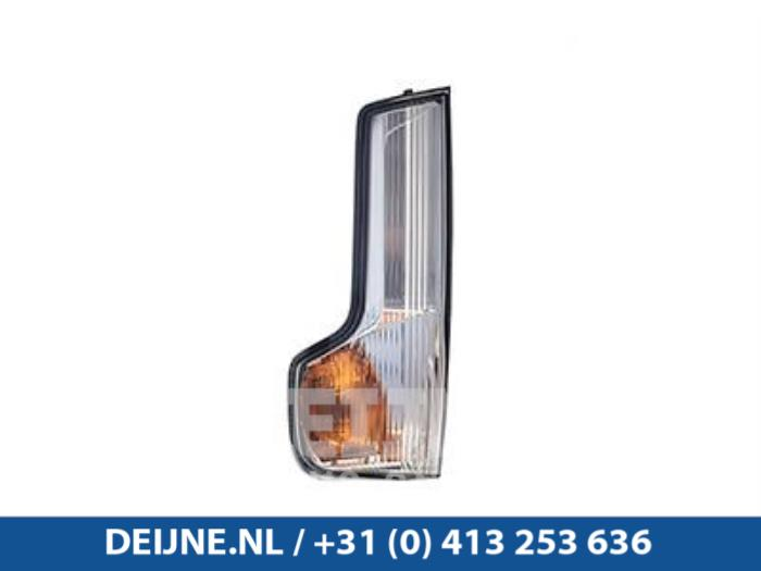 Knipperlicht spiegel links - Iveco New Daily