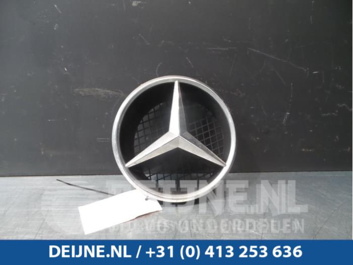 Embleem - Mercedes B-Klasse