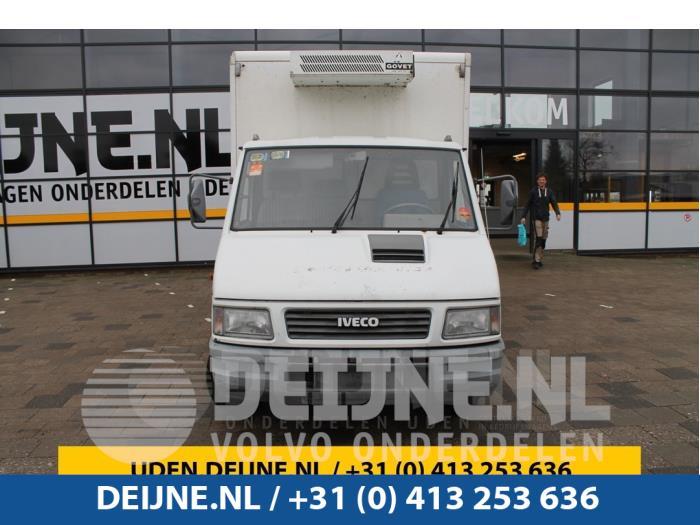 Motorkap - Iveco Daily