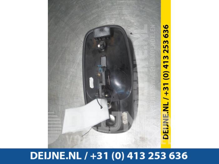 Portiergreep 2Deurs links - Opel Vivaro