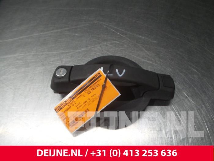 Portiergreep 2Deurs links - Fiat Doblo