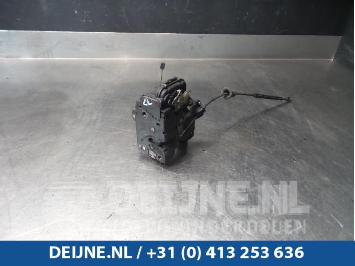 Deurslot Mechaniek 4Deurs links-voor - Volkswagen Golf