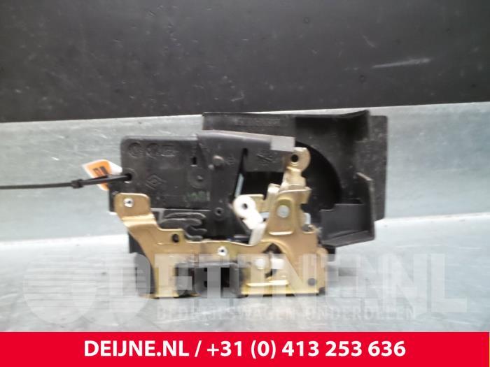 Deurslot Mechaniek 4Deurs rechts-voor - Renault Laguna