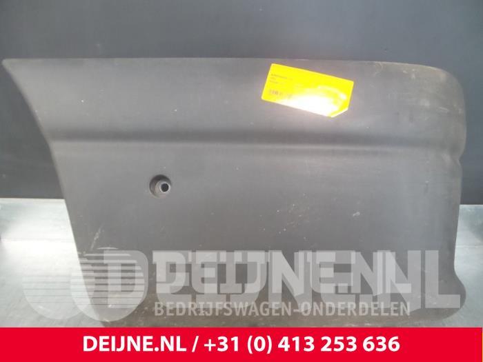 Bumperhoek links-achter - Opel Movano