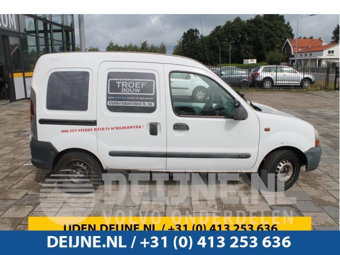 Laaddeur Bus Zijkant - Renault Kangoo