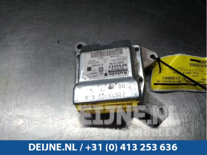 Airbag Module - Opel Vivaro