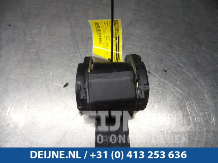 Veiligheidsgordel midden-achter - Renault Trafic