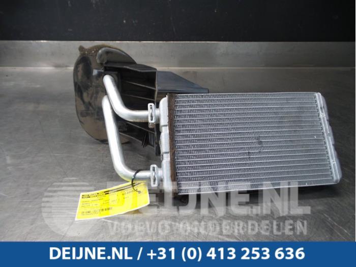 Aircoverdamper - Renault Master