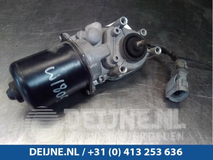 Ruitenwissermotor voor - Renault Master