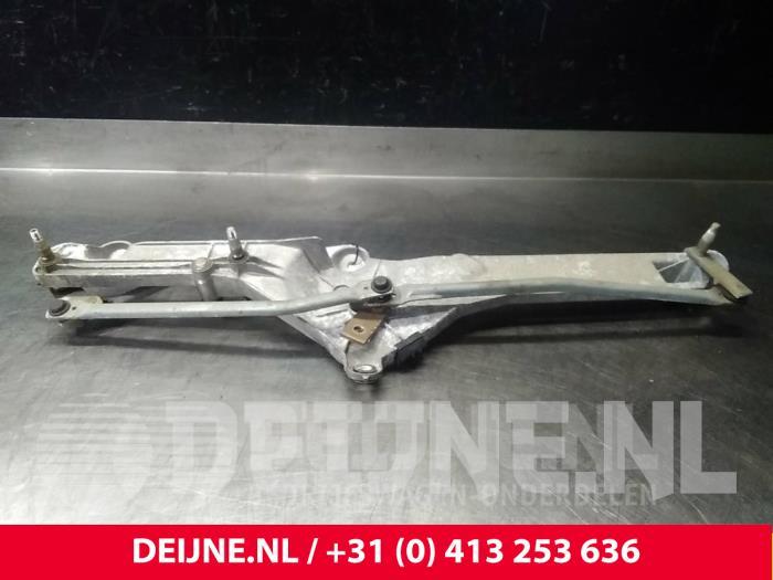 Ruitenwis Mechaniek - Mercedes S-Klasse
