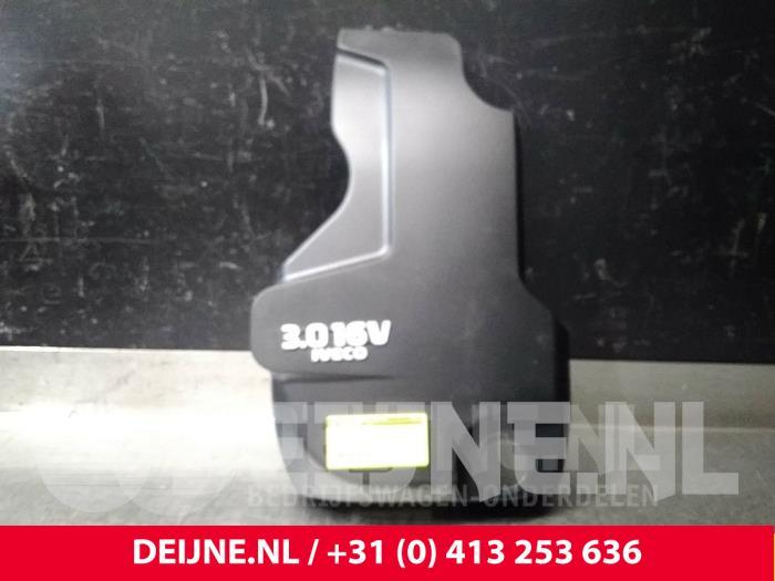 Afdekplaat motor - Iveco Daily