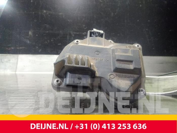 Uitlaatgas smoorklep - Renault Trafic