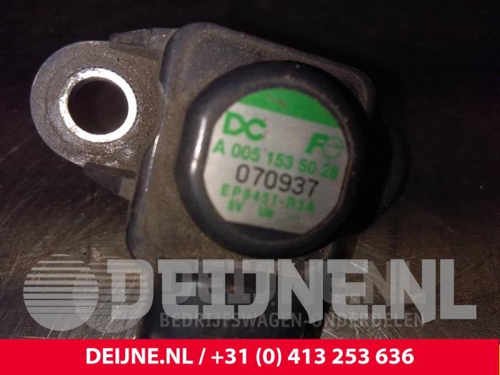Map Sensor (inlaatspruitstuk) - Volkswagen Crafter