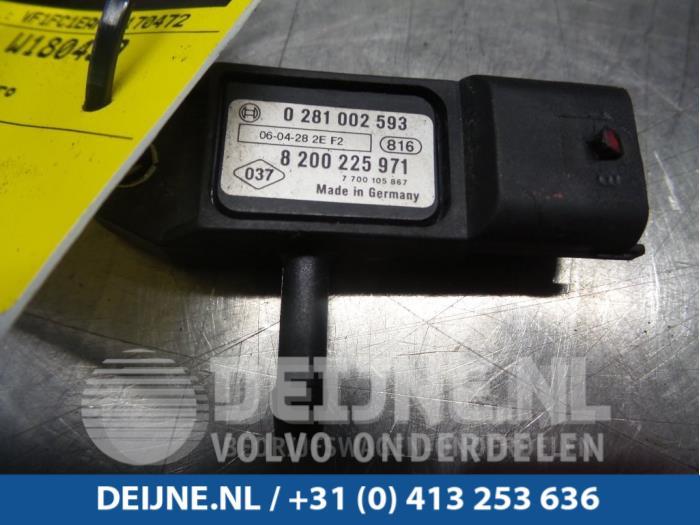 Map Sensor (inlaatspruitstuk) - Renault Kangoo