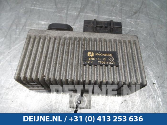 Voorgloei Relais - Opel Movano