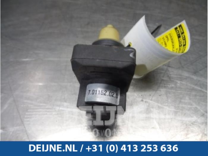 Turbodrukregelaar - Opel Vivaro