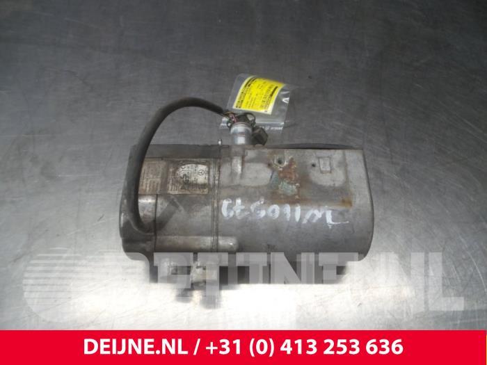 Standkachel - Mercedes Sprinter