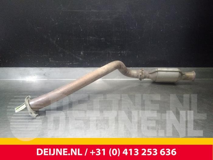 Katalysator - Opel Movano