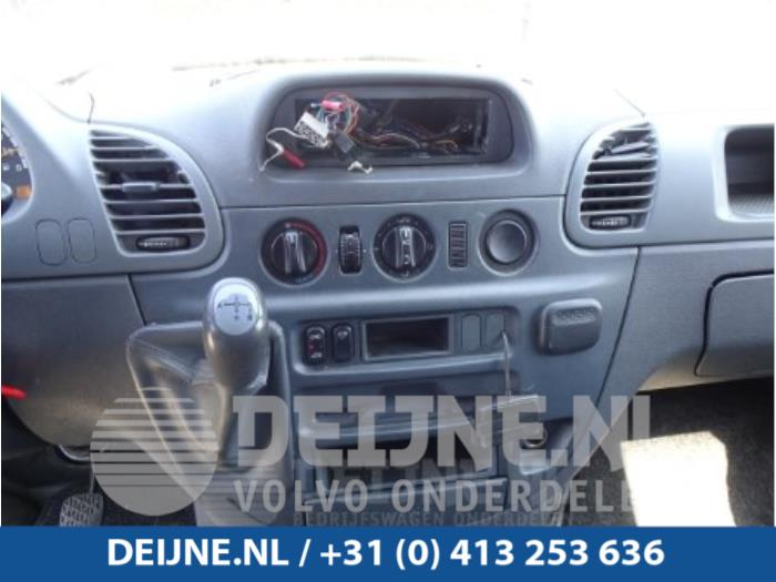 Versnellingspook - Mercedes Sprinter
