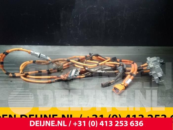 HV kabel (hoog voltage) - Mercedes C-Klasse