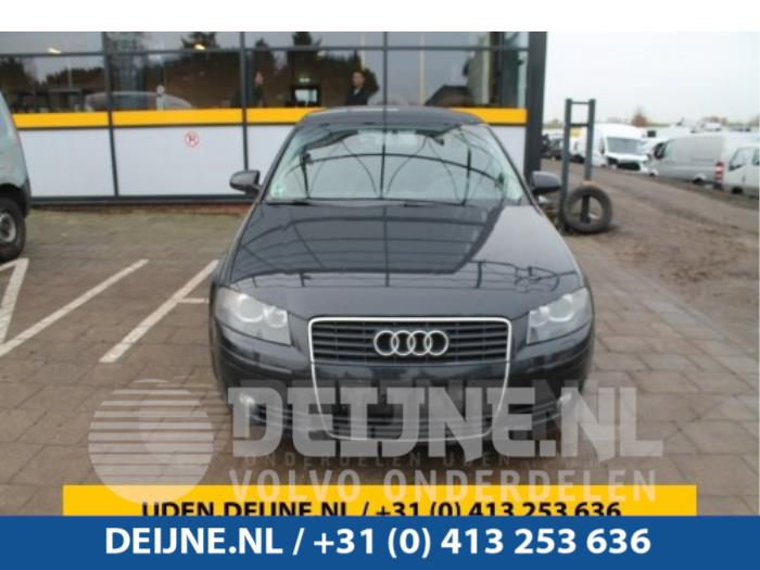 Voorkop compleet - Audi A3