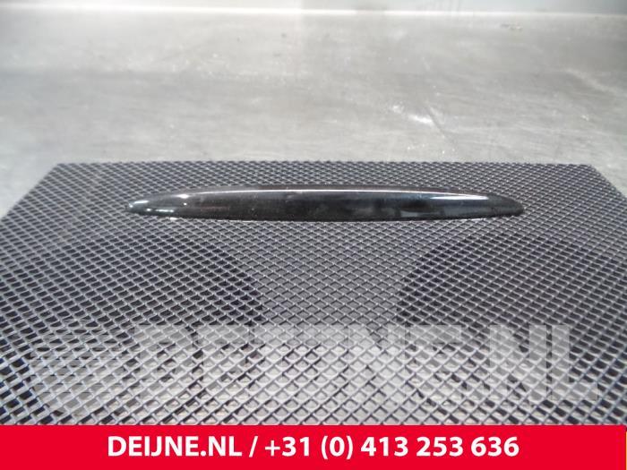PDC paneel - Mercedes A-Klasse