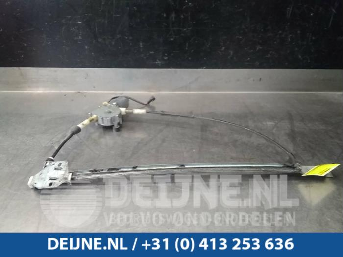 Ruitmechaniek 2Deurs rechts-voor - Volkswagen Transporter