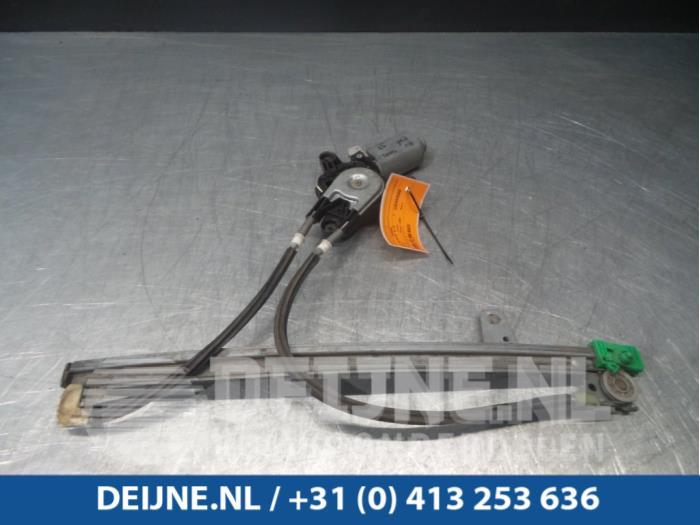 Ruitmechaniek 4Deurs rechts-voor - Peugeot 306