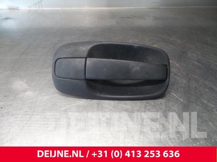 Portiergreep 2Deurs rechts - Opel Vivaro