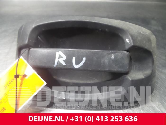 Portiergreep 2Deurs rechts - Peugeot Boxer