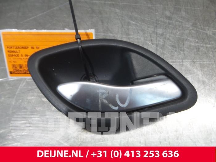 Portiergreep 4Deurs rechts-voor - Renault Espace