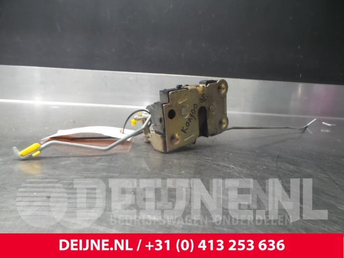 Deurslot Mechaniek 2Deurs rechts - Renault Kangoo
