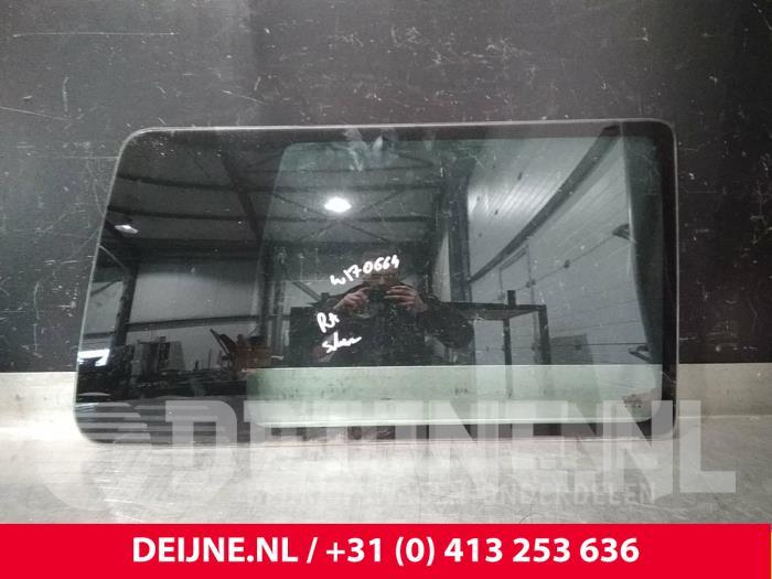 Extra Ruit 2Deurs rechts-achter - Volkswagen Transporter