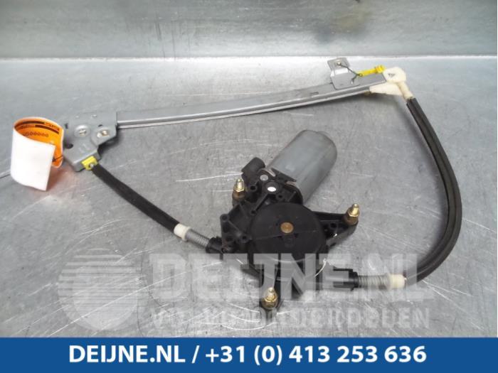Ruitmechaniek 4Deurs links-achter - Renault Scenic