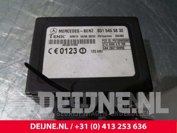 Centrale Deurvergrendelings Module - Mercedes Sprinter