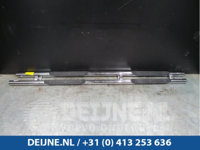 Sidebar - Renault Trafic