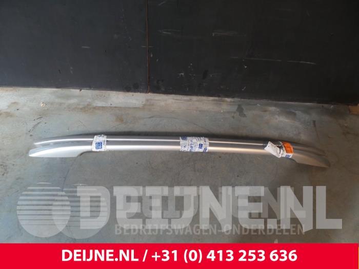 Dakdrager set - Peugeot 407