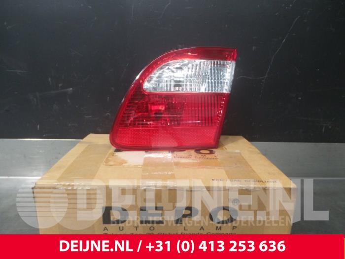 Achterklep reflector rechts - Mercedes E-Klasse